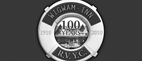 Wigwan Inn logo designed by Xcentro Graphic Ideas